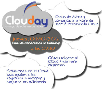 Cloud Day V, en Barcelona