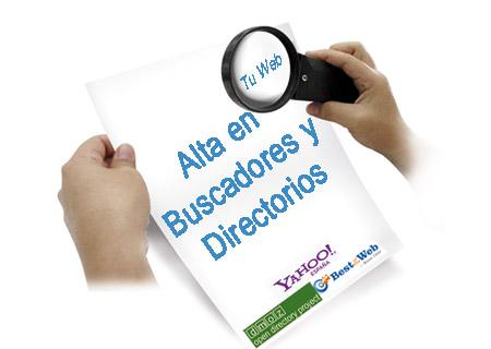 Alta en buscadores y directorios, Diseño Web
