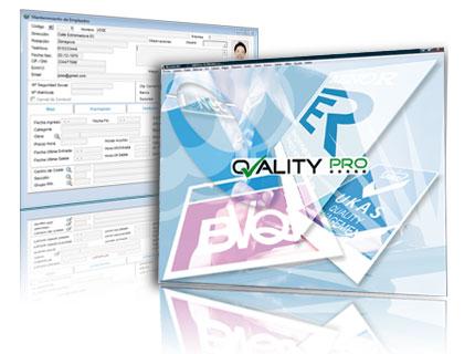 Software de Control de Calidad, Quality Pro