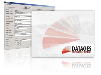 Datages software de gesión