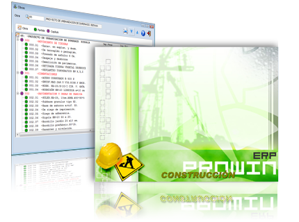 Software ERP Construccion solucion sectorial, Software de Gestion