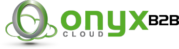 B2B online, business to business Onyx Cloud