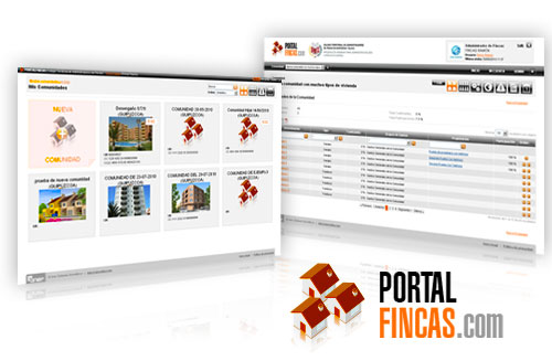 Software online SaaS administradores de fincas