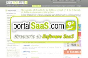 PortalSaas, directorio de software online como servicio