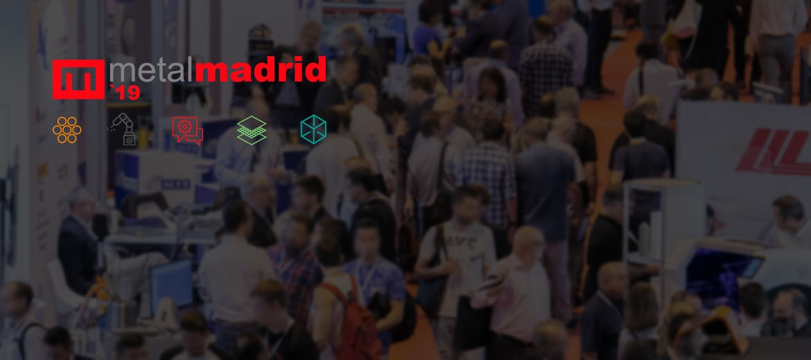 OnyxERP en MetalMadrid 2019